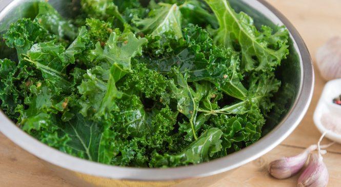 Tahini Kale Salad Recipe